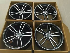 Techart Formula Iv 22 Wheel Set For Porsche 958 Cayenne