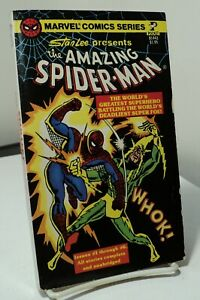 The Amazing Spider Man by Stan Lee Pocket 81443 1977 the first 6 issues $12.99