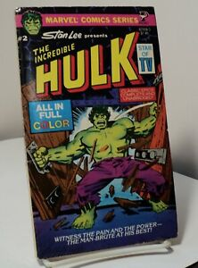 The Incredible Hulk # 2 by Stan Lee Pocket 82559 1979 early Hulk $12.99