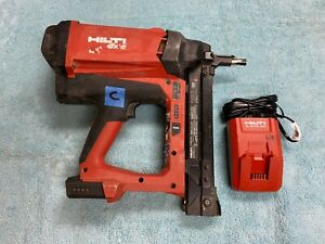 lotc Hilti Gx2 Battery Gas Actuated Fastening Tool W 1 Battery And Charger
