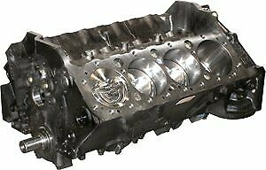Blueprint Engines Bp38319 Forged Short Block Assembly Small Block Chevy 383ci St