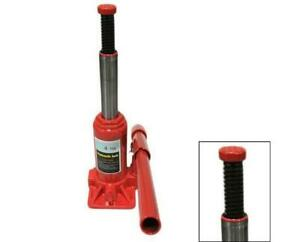 4 Ton Autos Bottle Jack Hydraulic Stand Up Lifting For Suv Truck Red