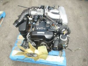 Jdm 1998 2005 Toyota Aristo Lexus Gs300 3 0l 6cyl Vvti Engine 2jzge 2jz Is300