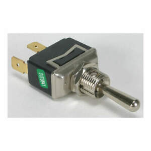 Toggle Switch spst 15a 277v quikconnct Pk 5 2lmz1