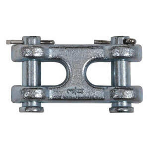 Double Clevis Link 5 16 To 3 8 6600 Lb Pk 5 1dnd1