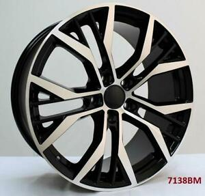 19 Wheels For Vw Tiguan S Se Sel 2009 Up 5x112 19x8