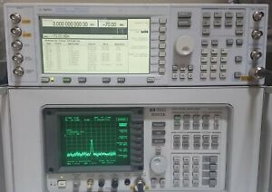 Hp agilent E4432b Esg d Und Un8 Un5 1e5 H99 3ghz Signal Generator Tested