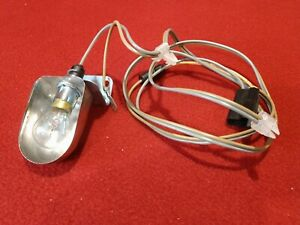 1977 1982 Corvette Under Hood Light Assembly Gm 14016284 Nos C3 Corvette