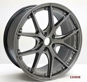 19 Wheels For Hyundai Veloster 2012 Up 5x114 3 19x8 5