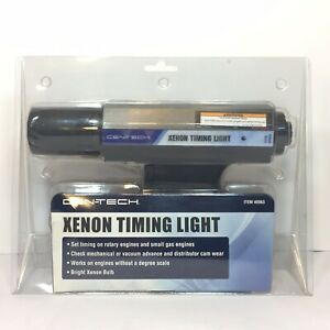 Led Xenon Bulb Advance Dial Timing Light Engine Motor Automotive Tune Up 40963