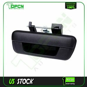 Tailgate Handle For 2008 2012 Chevrolet Colorado Gmc Canyon Black Oe 97319415