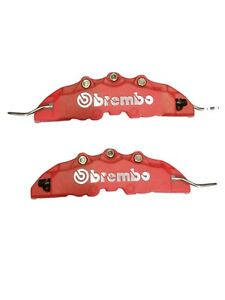 2ps Small Car Brembo Supper Race Red Supper Brake Caliper Covers Front