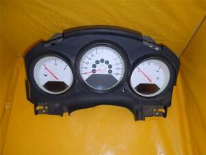 07 08 Dodge Caliber Speedometer Instrument Cluster Dash Panel Gauges 50 143