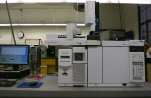 Agilent 5975c Msd 7890a Gc With And 7693 Als System With Computer