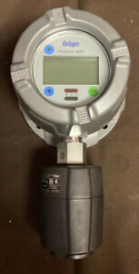 Drager Polytron 8100 Etr 0400 Product No 8344403 Used Working