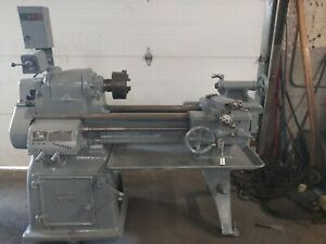 Southbend Tool Room Lathe 3 Jaw Chuck Quick Change Tool Post Width