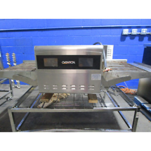 Ovention S2000 3ph Conveyor Pizza Oven 56 Electric 2017 Model
