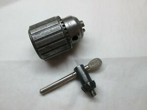 Jacobs Drill Chuck No 34 Cap 0 1 2 With Key Taper