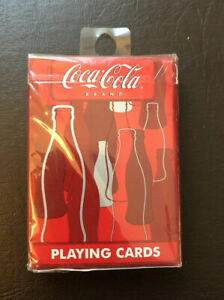BICYCLE - Coca Cola Playing Cards - 1 Deck of Cards
