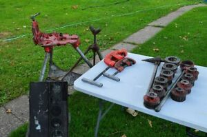 Ridgid Pipe Threader Stand And Much More