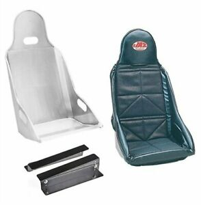 Jaz Products 120 300 03k Aluminum Racing Seat Kit Includes Jaz Aluminum Drag Ra