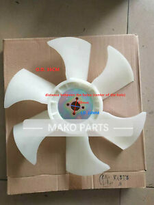 Fit Kubota V1505 Fan Blade
