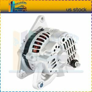 New Alternator For Mitsubishi Lancer 2002 2003 2004 Mitsubishi Mirage 400 48014