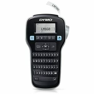 Dymo Labelmanager 160 Portable Label Maker For Home Office Organization