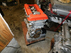 Alfa Romeo 73 Spider Gtv Complete Engine And Transmission