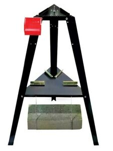 Lee Reloading Powder Coated Steel Reloading Stand w Rubber Tipped Legs 90688 $194.65