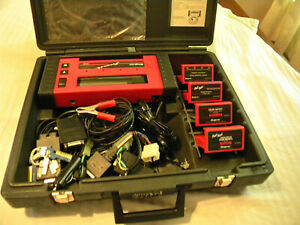 Snap On Mt2500 Scanner With Asian Cartridges Obd1 obd2