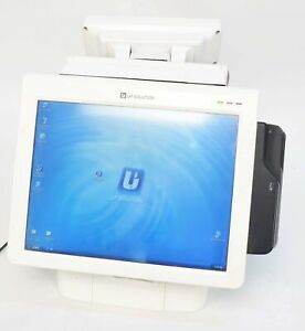 Up solution Up 7000 Pos Touch Screen Computer Integrated Card Reader Printer