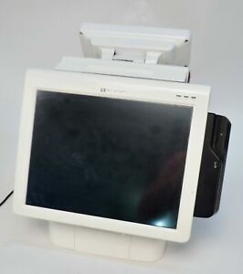 Posbank Imprex D5 Pos Touch Screen Computer W Integrated Card Reader Printer