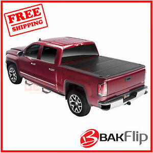 Bakflip Fibermax Tonneau Cover Fits Ford 2008 2016 Super Duty
