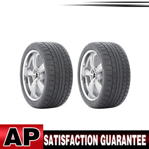 Tire Only 2x Mickey Thompson Street P315 35r17 Passenger Car Tubeless By03ag