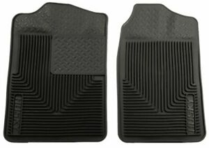 Husky Liner Heavy Duty Front Floor Mats Black Gm C K Trucks Suvs 51011