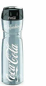 New Elite Vero Coca-Cola Water Bottle 74mm 700mL Smoke / White Made in Italy