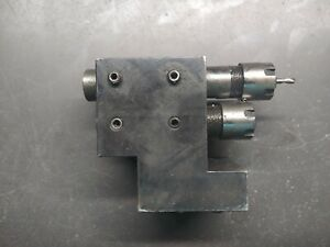 Citizen Cnc Lathe screw Live Tool Holder Great Condition