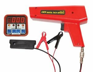 Electronic Specialties El125 Timing Light With Digital Tach And Advance