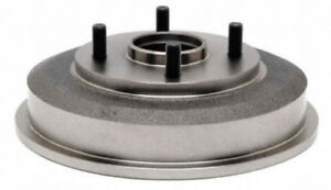 Brake Drum silver Rear Federated Sb9759 Fits 00 08 Ford Focus