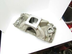 Edelbrock 2904 Big Block Chevy Oval Port Intake Dragracing Mudbogg
