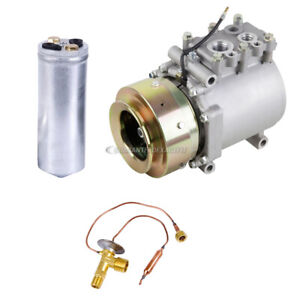 For Mitsubishi Mirage 1994 1995 1996 Ac Compressor W A C Repair Kit Dac