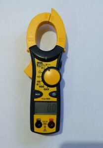Ideal 61 746 Clamp Pro 600 Aac Clamp Meter With True Rms Tested Working