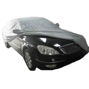 Peva M Full Car Cover Rain Uv Sun Resistant Waterproof Sedan Universal Small Car
