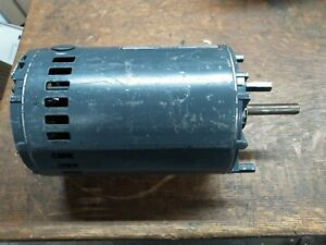 General Electric 1 2hp Motor 230vac Single Phase 2850 3450rpm Fr48