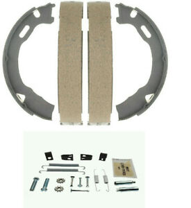 Dodge Ram 1500 2500 3500 Parking Brake Shoe And Spring Kit 2006 2018