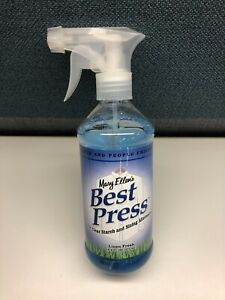 Mary Ellen #x27;s Best Press Spray Starch Linen Fresh Quilting spray $7.00
