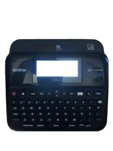 Brother P touch Pt d600 Pc connectable Label Maker