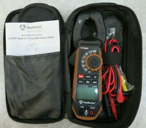 Southwire Analog 21530t 600 volt Ac Clamp Test Meter New