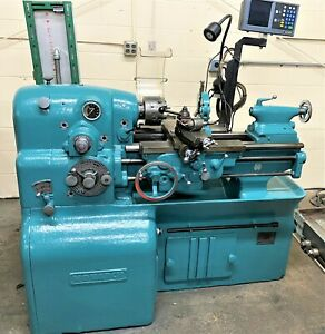 Monarch 10ee Precision Toolmaker s Lathe With Tailstock Qc Toolpost And 6 6 Ja